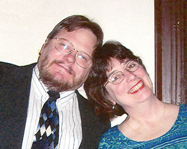 Victor Stanwick and Susan Fowler
